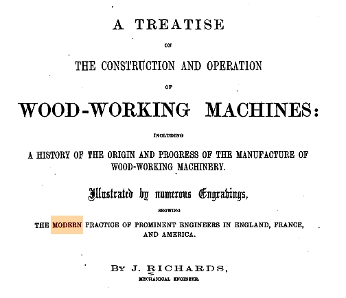 john richards treatise title page modern