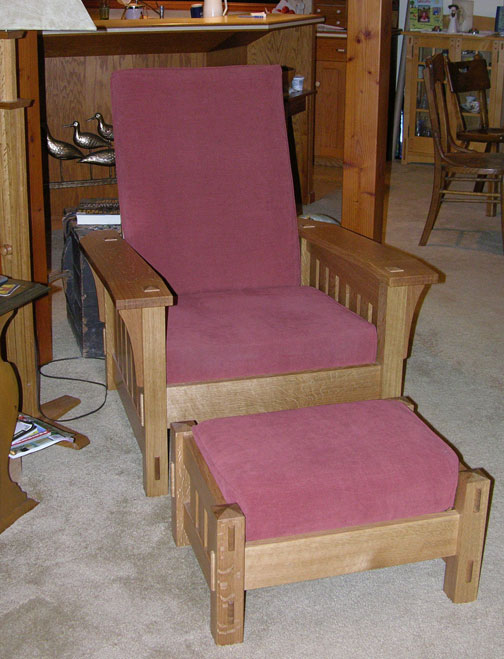 val's morris chair