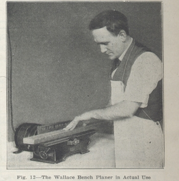review of wallace planer 1914